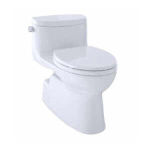 TOTO MS644114CEFG Carolina II Elongated One Piece Toilet Cotton