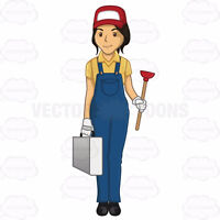 Female looking for a Plumber Apprentice