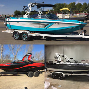 2018 Nautique, Centurion, Supreme Boats Pre-Season Order Program