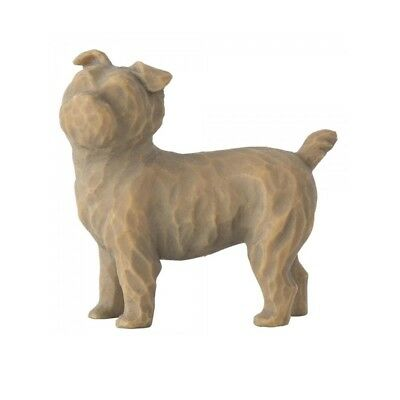 Willow Tree 27791 Love My Dog Small Standing Figurine