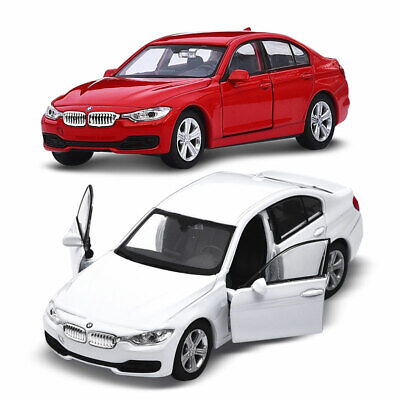 BMW 3 Series 335i 1:36 Scale Model Car Diecast Gift Toy Vehicle Kids Collection 3 Series Diecast Model