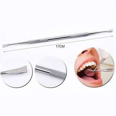 New Stainless Steel Dentist Dental Pick Probe Teeth Clean Hygiene Tool Kit