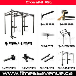 CrossFit Rig / Monkey Rack – Brand New