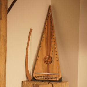 Ozarks Cedar Creek Bowed Psaltery