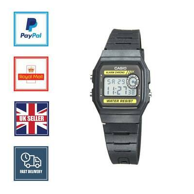 Casio Classic F-94W Wrist Watch Chronograph, Alarm,Date,Stopwatch UK Seller