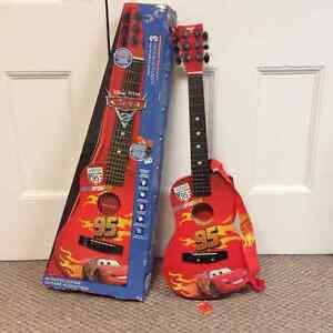 Disney Cars Red Guitar