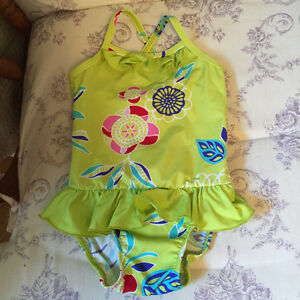 Tea Collection Swimsuit 18-24 months
