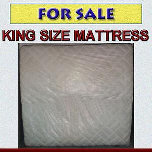 BRAND NEW KING SIZE MATTRESS REASONABLY PRICED