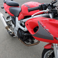 Only $99.00 per month. 1999 Suzuki SV650