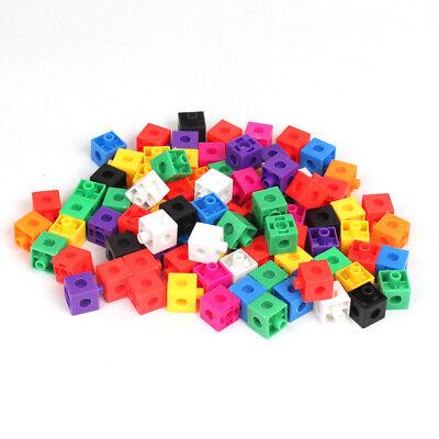 Montessori Cubetti Geometrico Incastro Giocattoli Di Plastica Multicolori