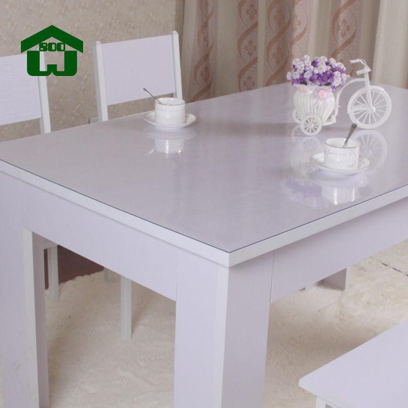 tischdecke tischfolie tischschutz schutzfolie tisch folie transparent 2 2 eur 1 20. Black Bedroom Furniture Sets. Home Design Ideas