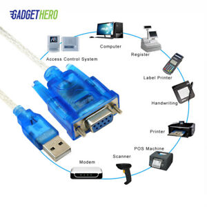 Rs232 adapter ebay ch340 db9 rs232 female serial port to usb 9 pin converter adapter windows 10 8 7 publicscrutiny Image collections
