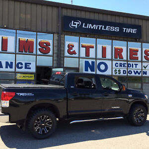 RIMS AND TIRES FINANCE FOR FORD DODGE RAM CHEVROLET GMC TOYOTA Kawartha Lakes Peterborough Area image 4