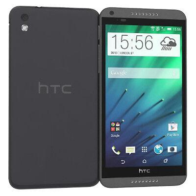 Htc Desire 816   8Gb   Gray  Virgin Mobile  Smartphone