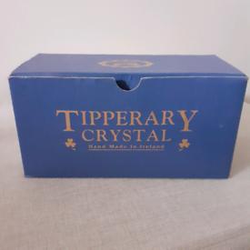 Tipperary crystal Tara vase
