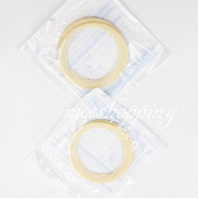 10pcs Soft Lip Dental Sterile Rubber Dam Cheek Retractor Mouth Opener Disposable