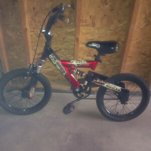 Little boys bike