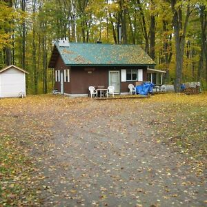 50 Acre Parcel with Cabins in Harcourt Ontario