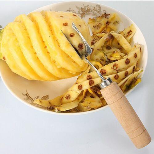 Stainless Steel Pineapple Peeler Knife Cutter Pineapple Slic