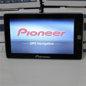 "**SOLD**  7"" Pioneer TRUCK GPS Navigation - Canada & USA Maps"