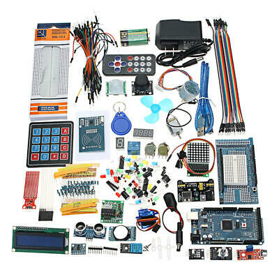 Geekcreit Mega 2560 The Most Complete Ultimate Starter Kits For Arduino