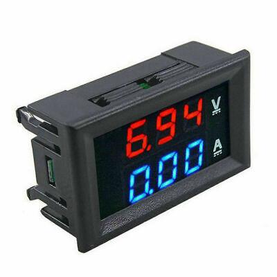 Dc 100v 10a Led Digital Display Voltmeter Ammeter Volt Amp Current Voltage Meter