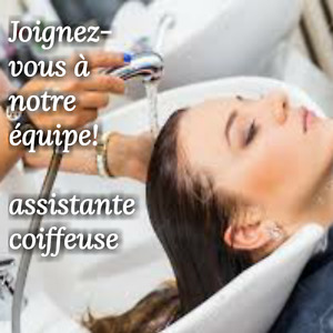 ASSISTANTE COIFFEUSE