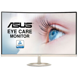 "BRAND NEW Asus VZ27VQ 27"" Curved 1080p 5ms LED Monitor ON SALE!"