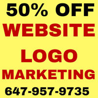 ⭐Cheap Logo l Web design l Business Card l Call 647-957-9735⭐