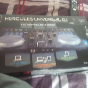 HERCULES UNIVERSAL DJ BNIB NGN NEVER USED