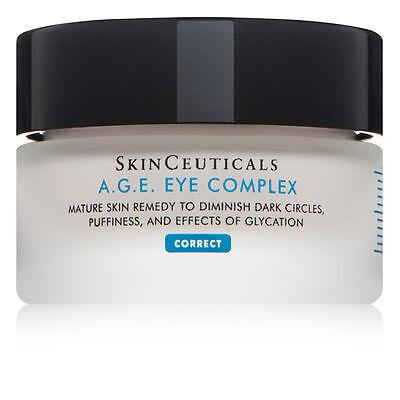 Skinceuticals A.G.E. Eye Complex - Full Size 15 ml / 0.5 oz Brand New NB