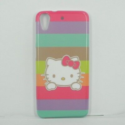 For HTC Desire 626 Hello Kitty Phone Case Cover Free Screen Protector (Htc Hellokitty Phone Case)
