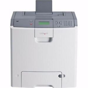 Lexmark C736dn Color Laser Printer for small business and home