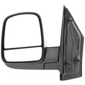 2008 - 2017 GMC SAVANNA VAN DOOR MIRROR - GM1320395 15227423