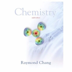 Chemistry Eighth edition by Raymond Chang Hardcover Brand new