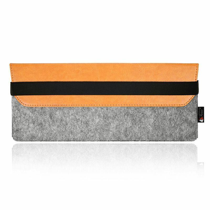 new waterproof felt keyboard dust cover case
