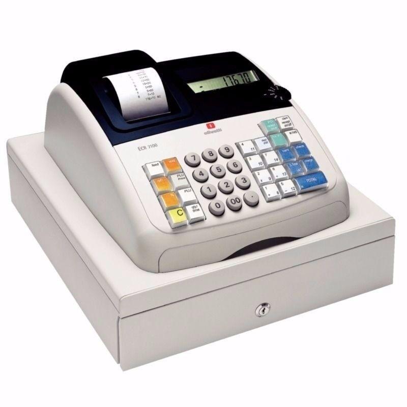 Cash Registers new