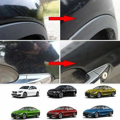 Car Remove Scratches Eraser Repair Cloth Clear Coat Best Finish Fast Fix