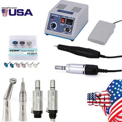 Dental Marathon Micromotor Polisher Motor Electric N3 35k Rpm Handpiece Nsk Kit