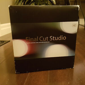 Final Cut Studio HD (Version 5.1)