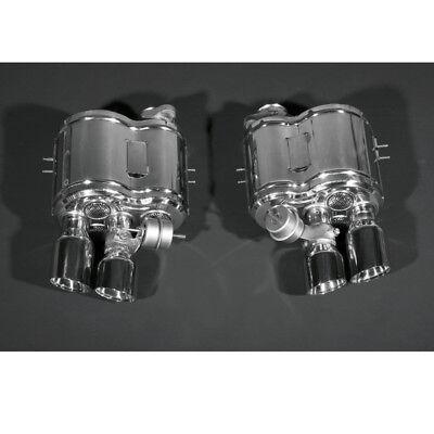 Capristo Ferrari 550 Racing Free-Flow Exhaust System