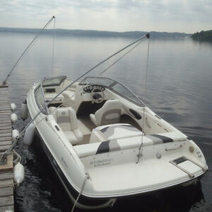 stingray 2007 open deck