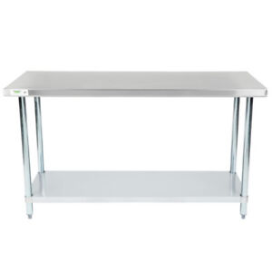Deluxe Stainless Steel Utility Stand  (30 x 36 inches)