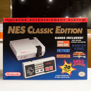 Brand New Authentic NES Classic - with Receipt