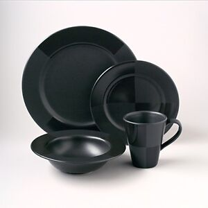 Nautica Artic Nights Tableware Excellent Condition 8 settings Cambridge Kitchener Area image 4