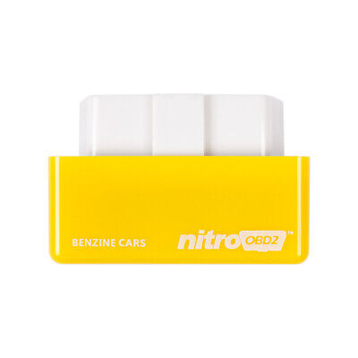 NitroOBO2 Plug Drive Performance Chip Tuning Box Upgrade Power For Benzine Cars