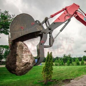 EXCAVATOR ATTACHMENTS - ALL SIZES AND TYPES - BUILT IN CANADA