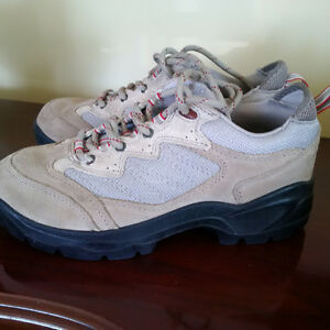 HIKING SHOES--ALMOST NEW!!