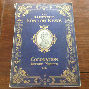 THE ILLUSTRATED LONDON NEWS CORONATION RECORD NUMBER 1937