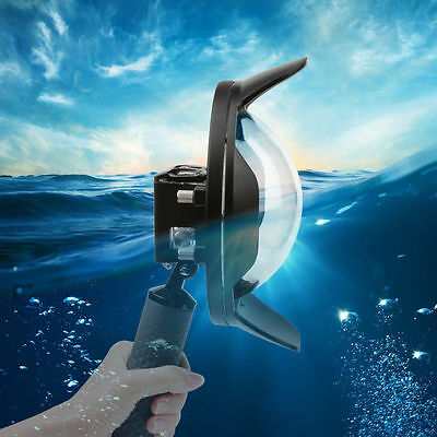 "For GoPro Hero 7 6 5 Diving 6"" Dome Port Underwater Housing Lens Cover Accessory"